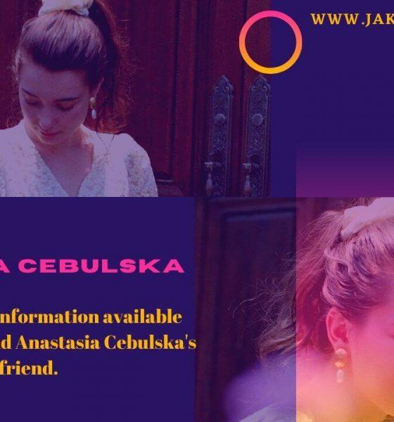 Anastasia Cebulska parents