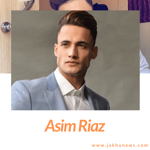 It is a picture of Asim Riaz