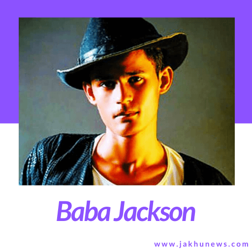 It is a picture of Baba Jackson