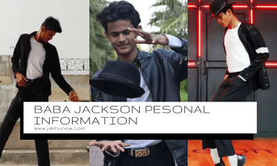 Baba Jackson Personal Information