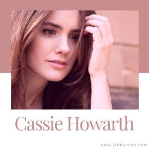 Cassie Howarth Bio