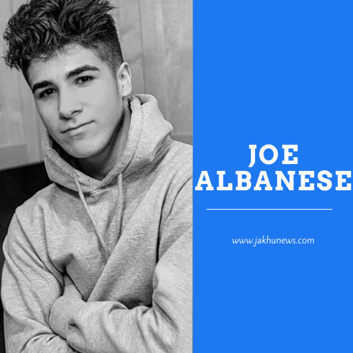It is a picture of Joe Albanese