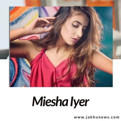 Meisha Iyer