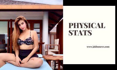 Miesha Iyer Physical Stats