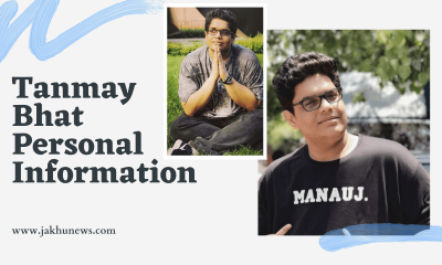 Tanmay Bhat Personal Information