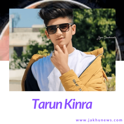 It is a picture of Tarun Kinra