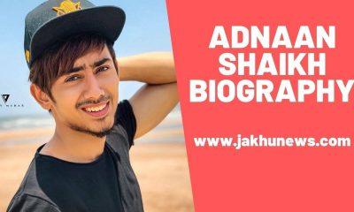 Adnaan Shaikh Biography