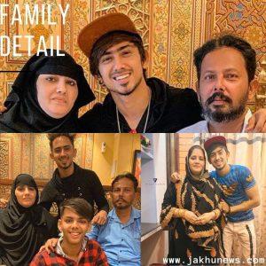 Adnaan Shaikh Family Detail
