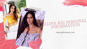 Alina Rai Personal Information