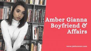 Amber Gianna Boyfriend
