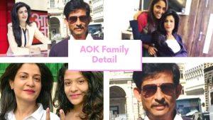 Anjana Om Kashyap Family Detail