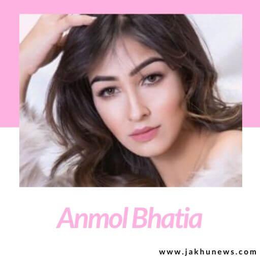 Anmol Bhatia Bio