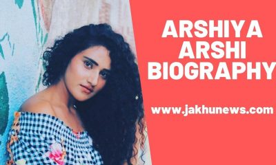 Arshiya Arshi Biography