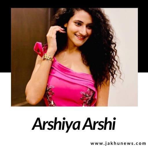 Arshiya Arshi Bio