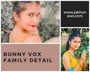 Bunny Vox Family Detail