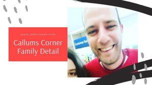 Callums Corner Family