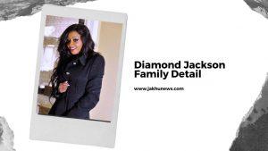 Diamond Jackson Family
