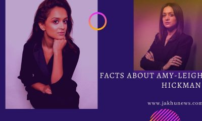 Facts About Amy-Leigh Hickman