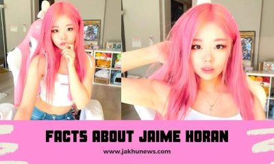 Facts About Jaime Horan