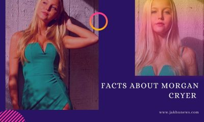 Facts About Morgan Cryer