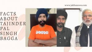 Facts About Tajinder Pal Singh Bagga