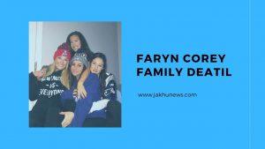 Faryn Corey Family