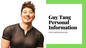 Guy Tang Personal Information