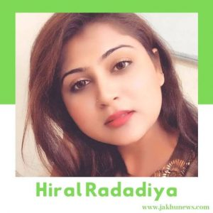 Hiral Radadiya Bio