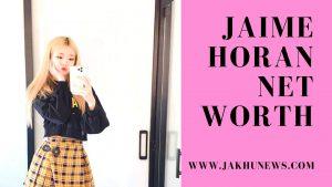 Jaime Horan Net Worth
