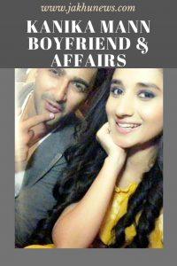 Kanika Mann Boyfriend & Affairs