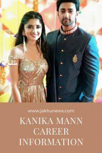 Kanika Mann Career Information