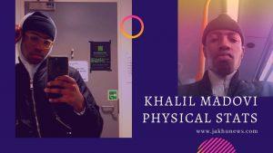 Khalil Madovi Physical Stats