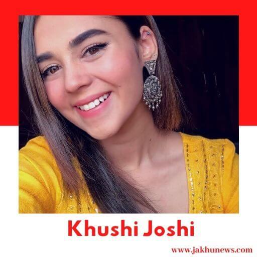 Khushi Joshi