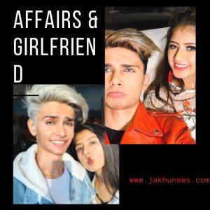 Lucky Dancer Affairs & Girlfriend