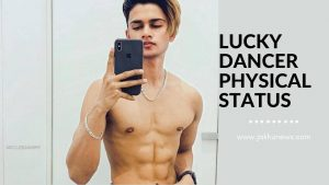 Lucky Dancer Physical Stats