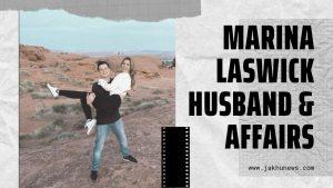 Marina Laswick Husband