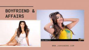 Megha Shetty Boyfriend & Affairs