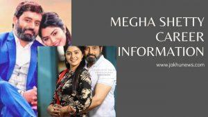 Megha Shetty Career