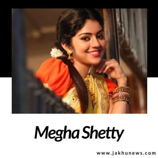 Megha Shetty Bio
