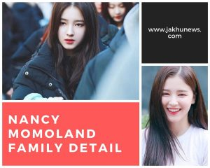 Nancy Momoland Family Detail