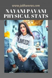 Nayani Pavani Physical stats