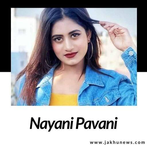 Nayani Pavani Bio/Wiki