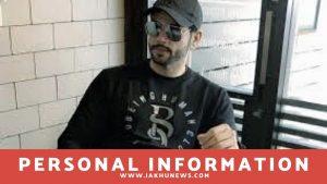 Piyush Sharma Personal Information