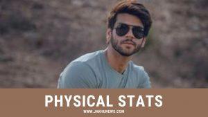 Piyush Sharma Physical Stats