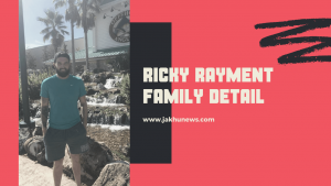 Ricky Rayment Family and Girlfriend