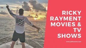 Ricky Rayment Movies & TV Shows