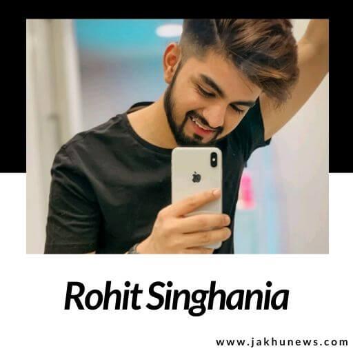 Rohit Singhania Bio