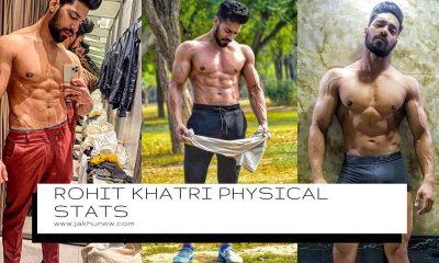 RohitKhatri Physical Status