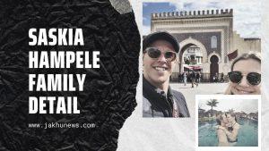 Saskia Hampele Family and Husband