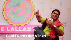 Saurabh Dwivedi Career Information
